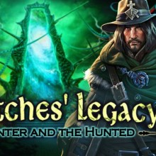 Witches' Legacy: Hunter and the Hunted Collector's Edition Game Free Download