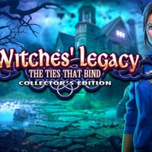 Witches' Legacy: The Ties That Bind Collector's Edition Game Free Download