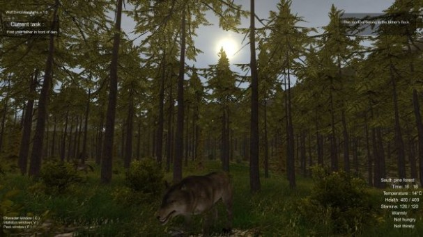 Wolf Simulator Torrent Download