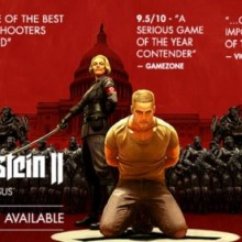Wolfenstein II: The New Colossus (ALL DLC) Game Free Download