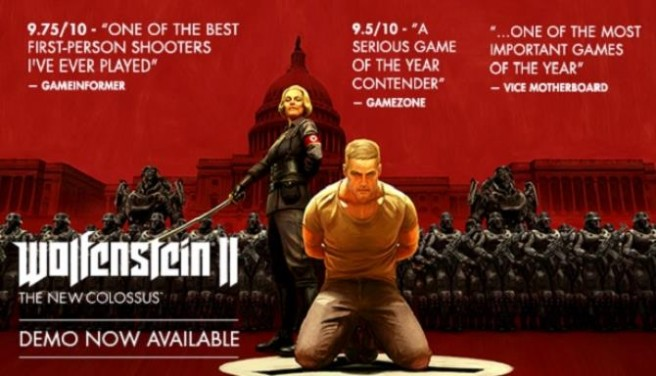 Wolfenstein II: The New Colossus Free Download