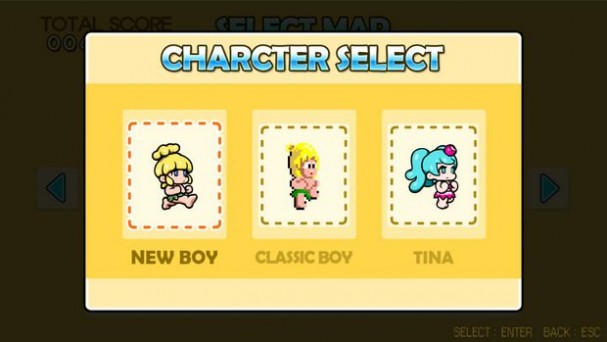 Wonder Boy Returns PC Crack