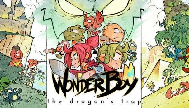 Wonder Boy: The Dragon's Trap Free Download