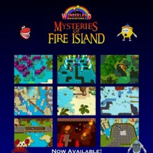 Wonderland Adventures: Mysteries of Fire Island Game Free Download