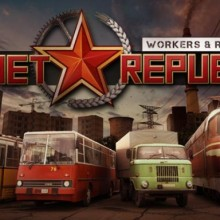 Workers & Resources: Soviet Republic (v0.7.8.3) Game Free Download