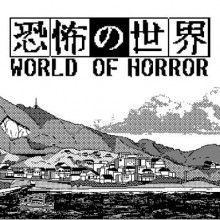 WORLD OF HORROR (v0.9.1) Game Free Download