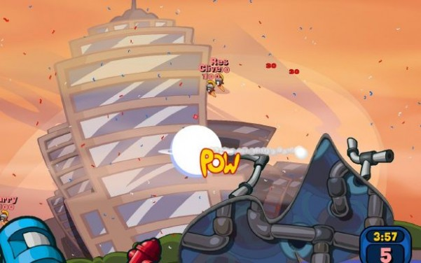Worms Reloaded: Game of the Year Edition PC Crack