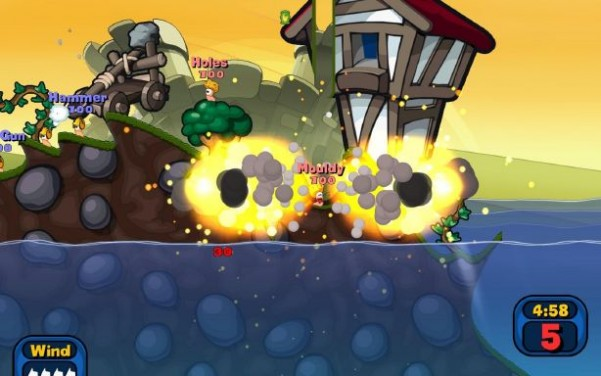 Worms Reloaded: Game of the Year Edition Torrent Download