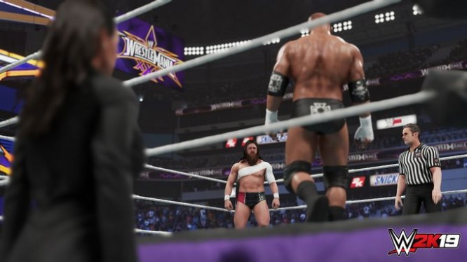 WWE 2K19 (v1 04 & ALL DLC) Game Free Download - IGG Games !