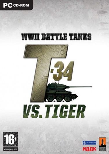 WWII Battle Tanks: T -34 vs. Tiger Free Download
