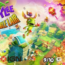 Yooka-Laylee and the Impossible Lair (v16.04.2020) Game Free Download