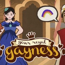 Your Royal Gayness (v2.0) Game Free Download
