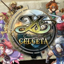 Ys: Memories of Celceta Game Free Download