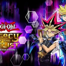 Yu-Gi-Oh! Legacy of the Duelist : Link Evolution Game Free Download