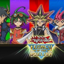 Yu-Gi-Oh! Legacy of the Duelist Game Free Download