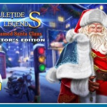 Yuletide Legends: Who Framed Santa Claus Collector's Edition Game Free Download