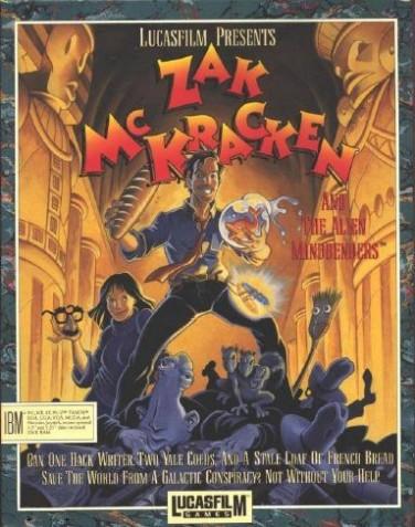 Zak McKracken and the Alien Mindbenders Free Download