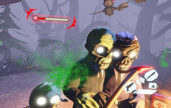 Zombie Camp Torrent Download