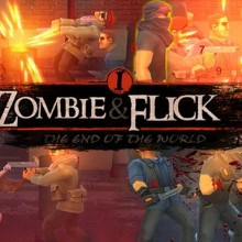 Zombie Flick | 僵尸快打 Game Free Download