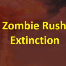 Zombie Rush : Extinction Game Free Download