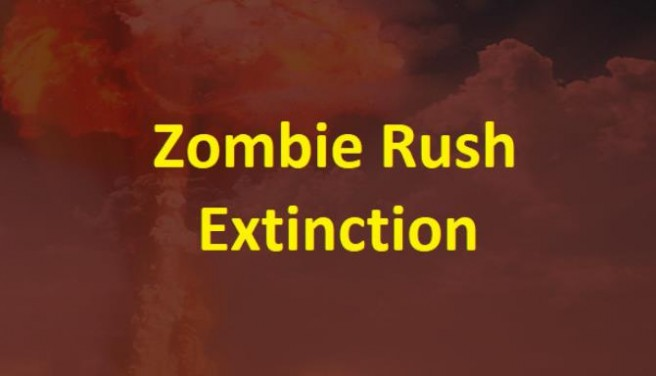 Zombie Rush : Extinction Free Download