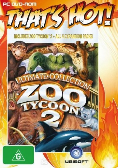 Zoo Tycoon 2: Ultimate Collection Game Free Download - IGG