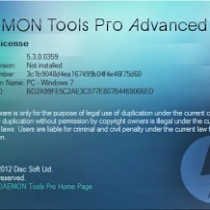 DAEMON Tools Pro Advanced 5.3.0.0359 Final Repack